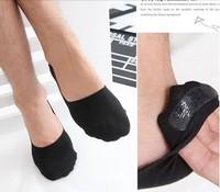 13 男士浅口隐形袜套 全豆豆鞋硅胶船袜(6双包)