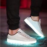7发光情侣鞋